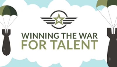 The war for talents is over - the talents have won!